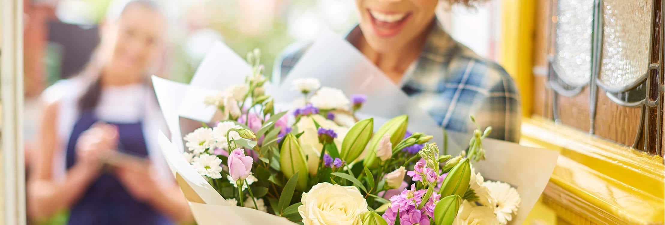Acasă - flori cu livrare la tine acasă!